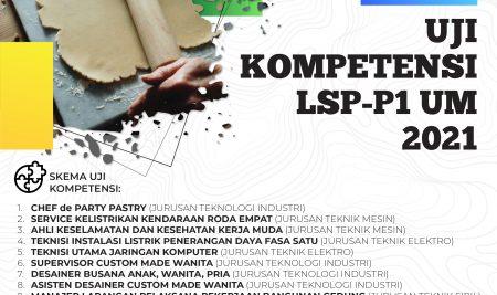 Skema Uji Kompetensi Mahasiswa UM Batch #01 Tahun 2021